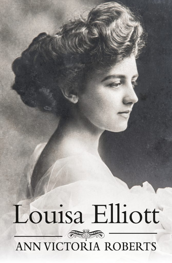 Louisa Elliott 2021 cover